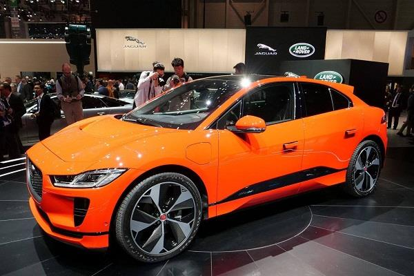 Geneva Motor Show 2018: टैस्ला मॉडल 3 को कड़ी टक्कर देगी जैगुआर की ऑल इलैक्ट्रिक SUV