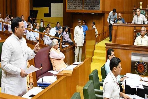 बजट के बाद आज फिर शुरू होगा विधानसभा सत्र, सरकार को घेरने की तैयारी में विपक्ष