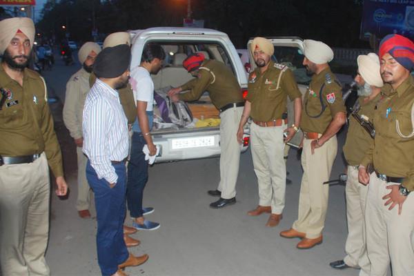 CM कैप्टन अमरेंद्र सिंह के नकोदर दौरे को लेकर सुरक्षा के पुख्ता प्रबंध