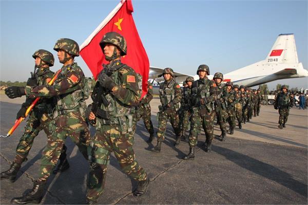 चीन के रक्षा बजट से बढ़ सकती है भारत की चिंता