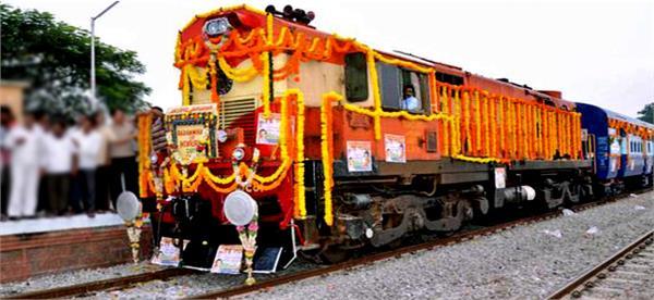 शिव-शनी एंड साईं दर्शन स्पैशल ट्रेन 19 अप्रैल से
