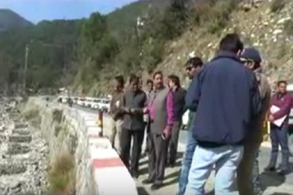 18 अप्रैल से खुलेंगे गंगोत्री धाम के कपाट, विधायक ने तैयारियों का लिया जायजा