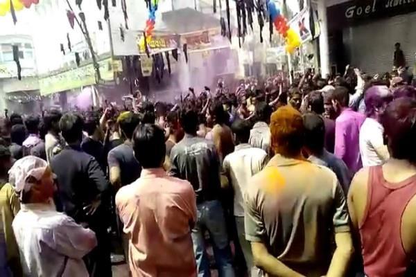 कानपुर के गंगा मेला में उतरेगा होली का खुमार