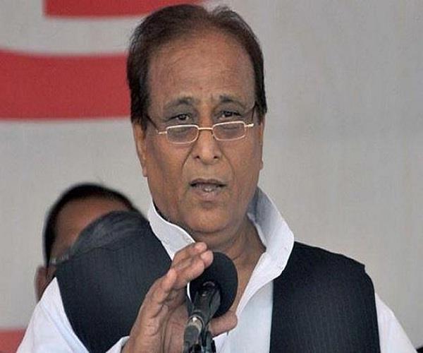 मूर्ति तोड़े जाने की घटनाआें पर बोले आज़म, सत्ता के लिए किसी भी हद तक जा सकती है BJP