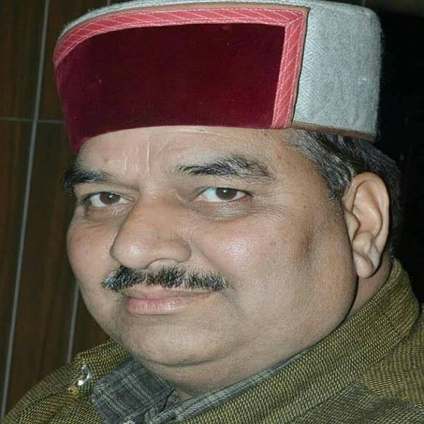 बीजेपी नेता चेतन शर्मा का PGI में निधन, मंडी में शोक की लहर
