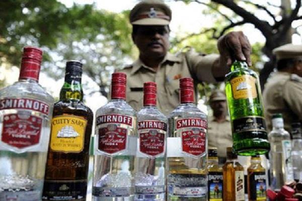 शराबबंदी पर BJP के सांसद का बयान, कहा- कानून को अच्छे से लागू करने की जरूरत