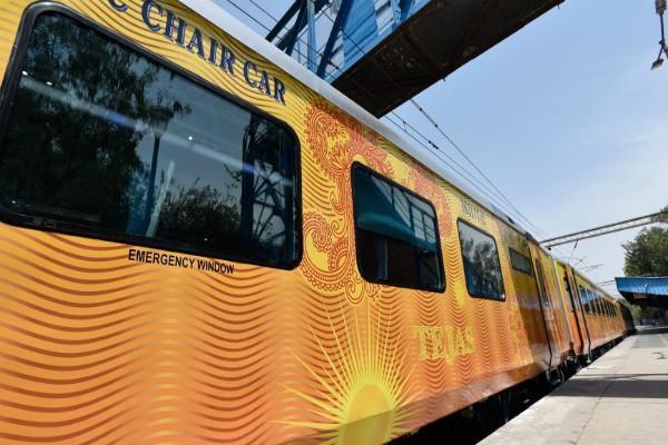 तेजस-शताब्दी ट्रेनों में सफर करने वालों के लिए अहम खबर, नहीं मिलेगी यह सुविधा