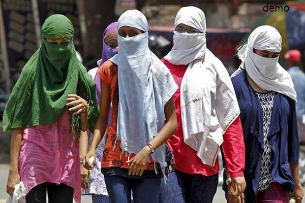 उफ ये गर्मी: मार्च महीने के शुरुआत में ही लोगों के गर्मी से छूटने लगे पसीने