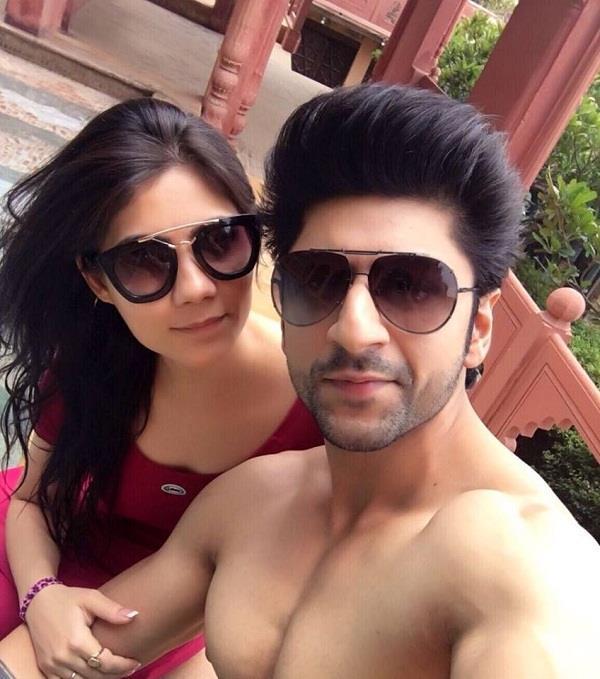 aansh arora is dating delhi based fashion designer