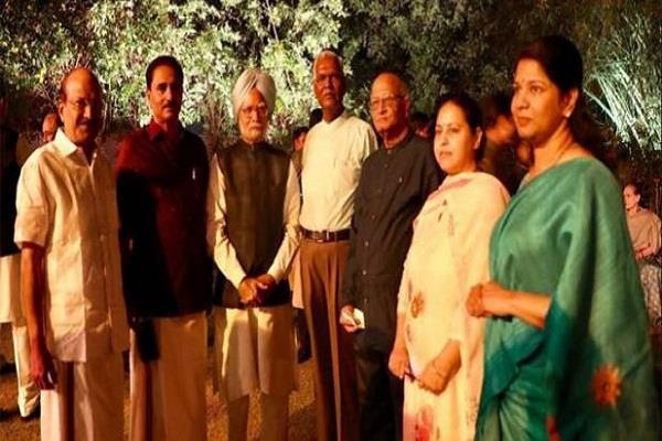 सोनिया गांधी के डिनर में शामिल होने के बाद लालू की बेटी ने दिया यह बयान