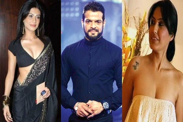karan patel relationship with these actress