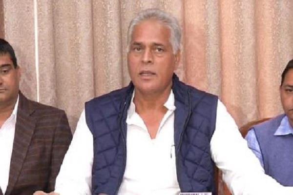 डीपी वत्स का राज्यसभा के लिए दिया गया नामांकन हो रद्द: करण दलाल