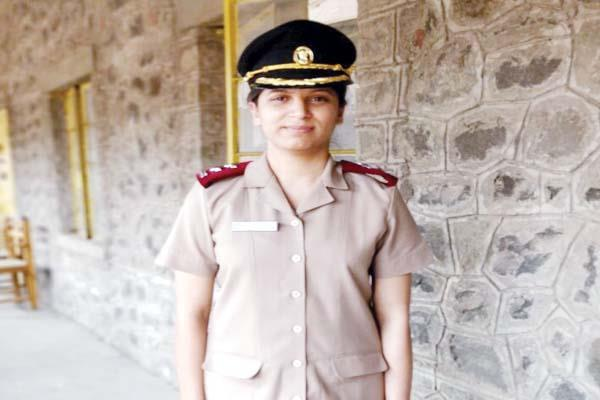 हिमाचल की एक और बेटी ने लिखी कामयाबी की गाथा, सेना में पाया ये स्थान