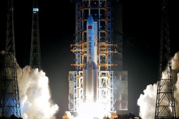 वर्ष 2019 में लांग मार्च 5बी राकेट का अंतरिक्ष में प्रक्षेपण करेगा चीन