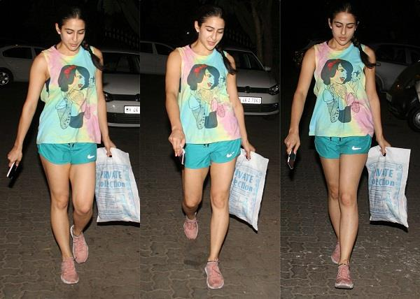 sara ali khan latets pictures