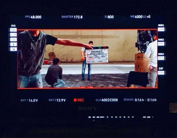 salman khan film bharat shooting start