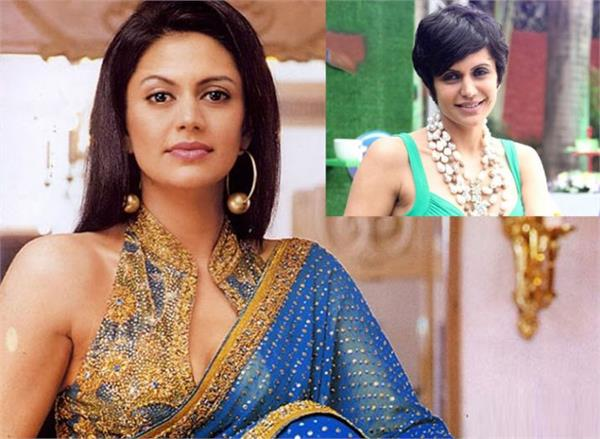 mandira bedi stuck in stereotype courtesy short hair