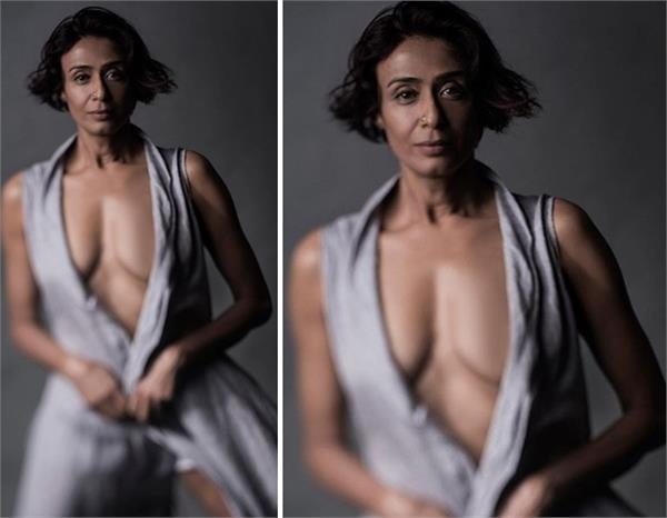 tv actress achint kaur trolled for sharing bold picture in deep neck dress