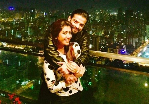 karan patel waiting for his wife ankita bhargava baby bump