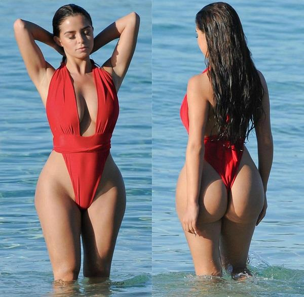 demi rose hot pictures