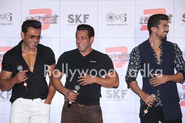 salman khan film race 3 event