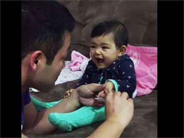 viral video on facebook seen this cutest drama queen ever