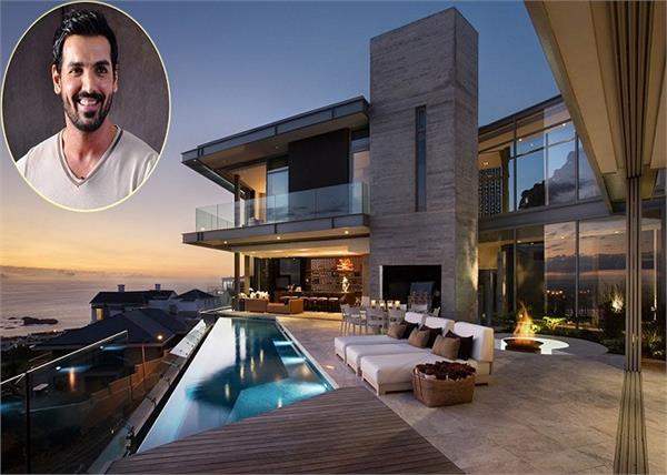 Villa In The Sky: इतने आलीशान घर में रहते हैं जॉन अब्राहम, देखिए तस्वीरें