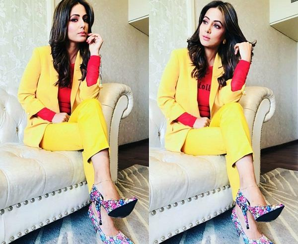 hina khan latest pictures on instagram
