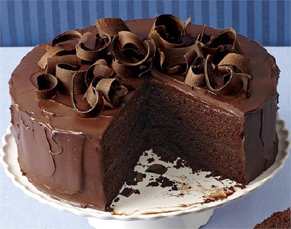 घर पर बनाएं स्पैशल vegan chocolate cake