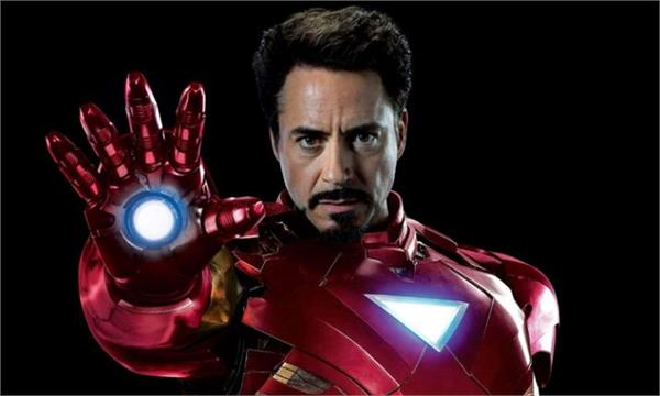 iron man suit worn by robert downey jr someone has stolen