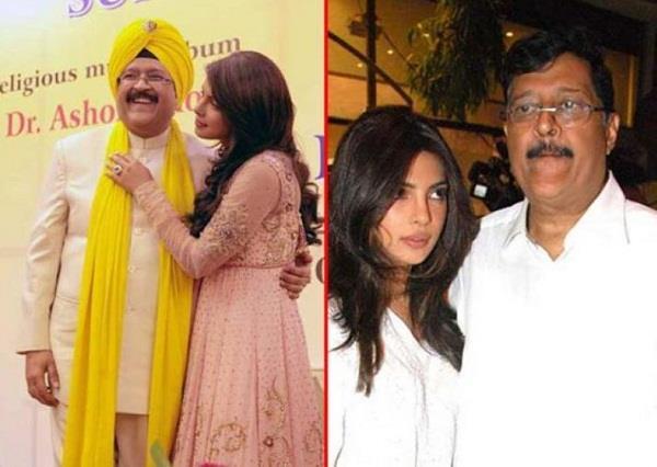 priyanka chopra share vedio on his father death anniversary