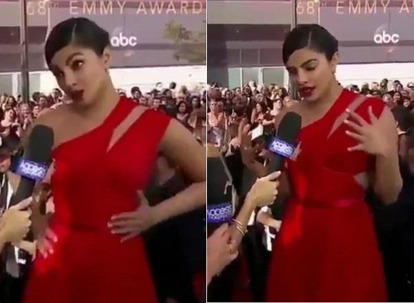 priyanka has given the controversial statement about hindi films