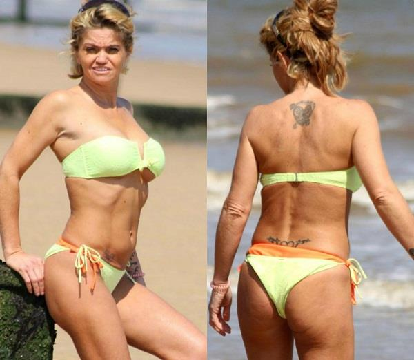 danniella westbrook bold pictures