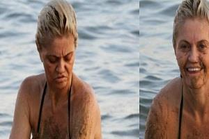 danniella westbrook bold pictures in bikini