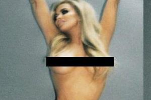 carmen electra bold pictures