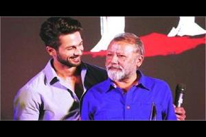 shahid kapoor say about his father