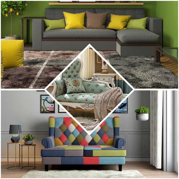 Furniture Trend! लेदर हो या फैब्रिक Sofa, देखिए यूनिक डिजाइन्स