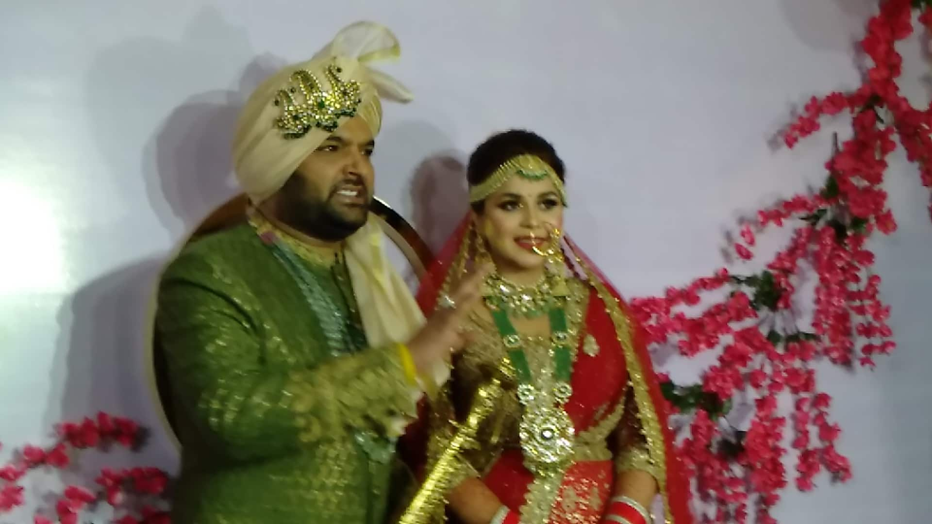Bollywood Tadka, कपिल शर्मा इमेज, गिन्नी चतरथ इमेज,शादी