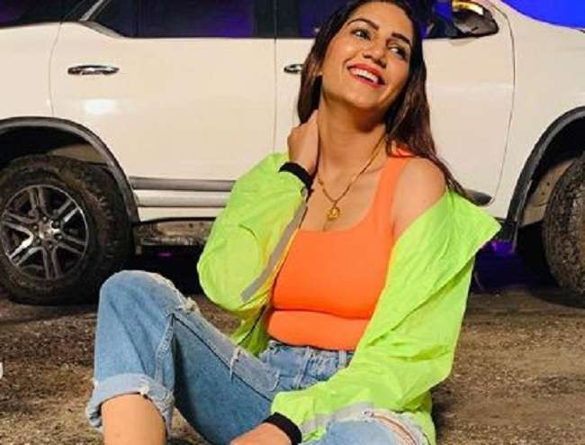 Bollywood Tadka, sapna choudhary, sapna choudhary hot look, sapna choudhary photoshoot, bollywood tadka, bollywood top news, bollywood update, bollywood hindi news, bollywood masala, bollywood latest news