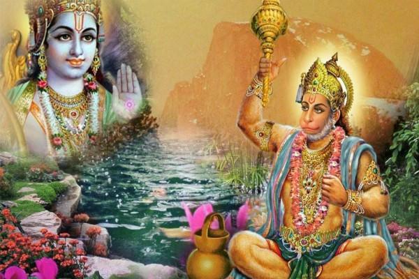 PunjabKesari Hanuman ji