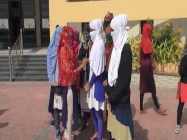 four arrested including the principal who took off clothes to check periods