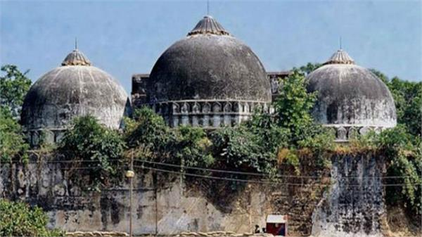 hearing started on 5th day in ayodhya dispute
