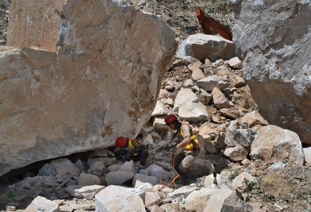 पाकिस्तान में मार्बल की खदान ढहने की घटना में अब तक 22 लोगों की मौत,  दर्जनों की हालात नाजुक - so far 22 people have died in the collapse of  marble mine in pakistan