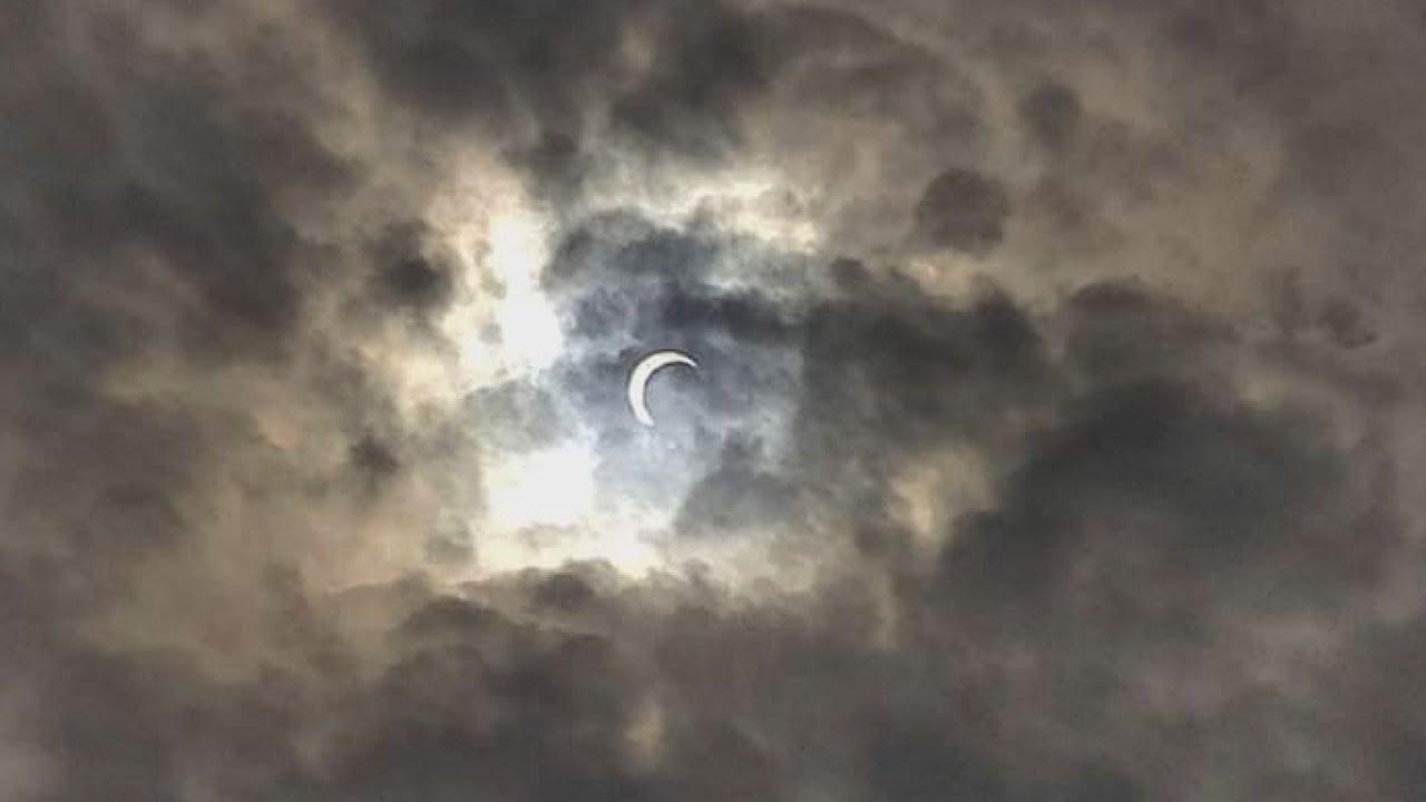 PunjabKesari Solar Eclipse in India