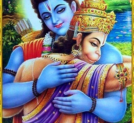 PunjabKesari Connection of Hanuman ji and sindoor