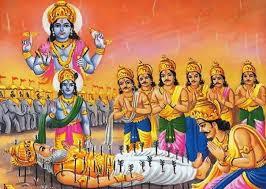 PunjabKesari Mahabharat vishnu shastra name