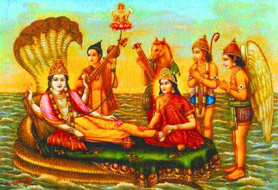 PunjabKesari Kamada Ekadashi Vrat katha