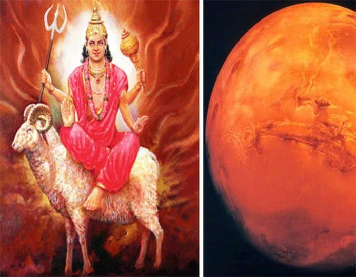 PunjabKesari Today Mars will Bigger and Brighter in Night Sky