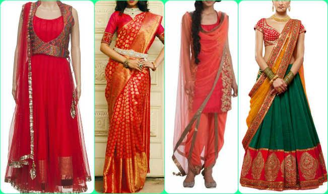 PunjabKesari Karwa Chauth gift and dress
