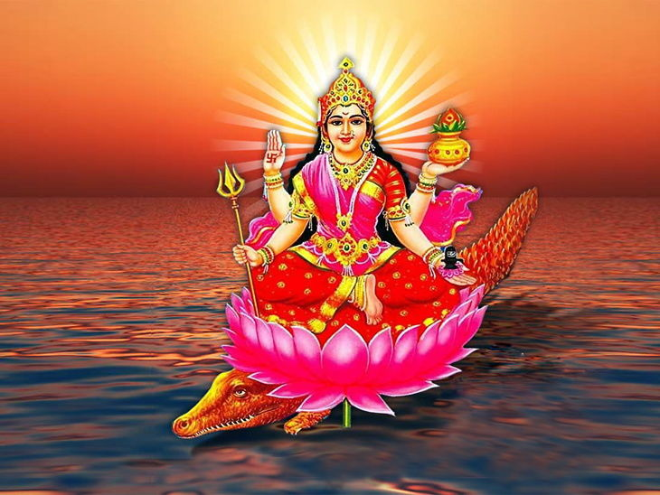 PunjabKesari Narmada Jayanti
